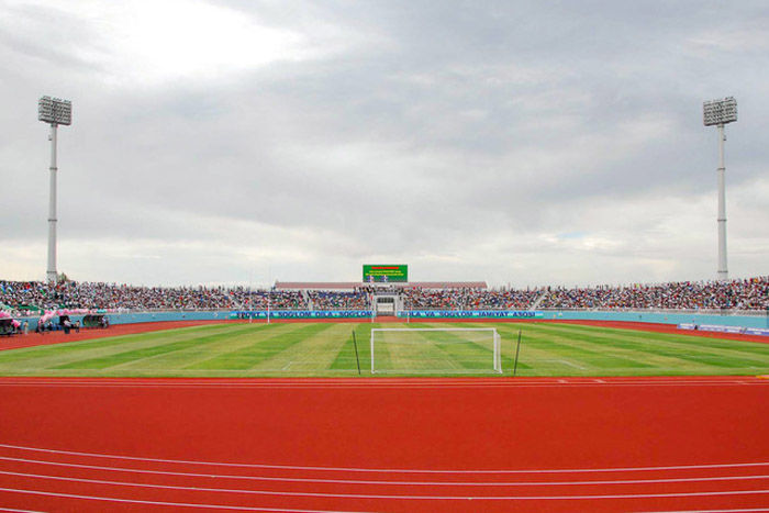 Джизак стадион